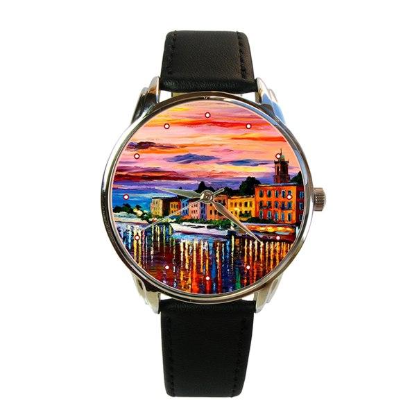 Женские б/у вещи. Оригинальные наручные часы с прикольным рисунком (220 и 320 грн). Доска объявлений
